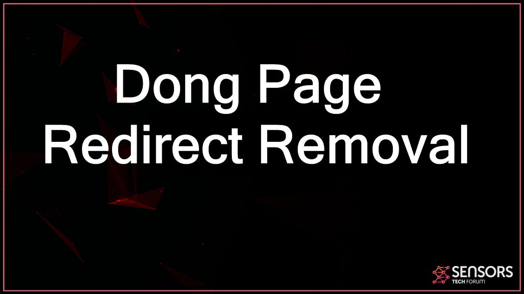 Dong Page remove