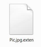 extent file
