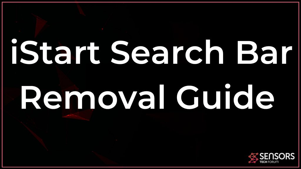 iStart Search Bar Removal