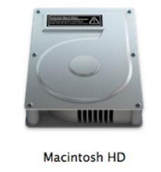 archiviazione mac