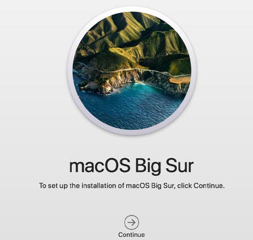 macos opnieuw installeren