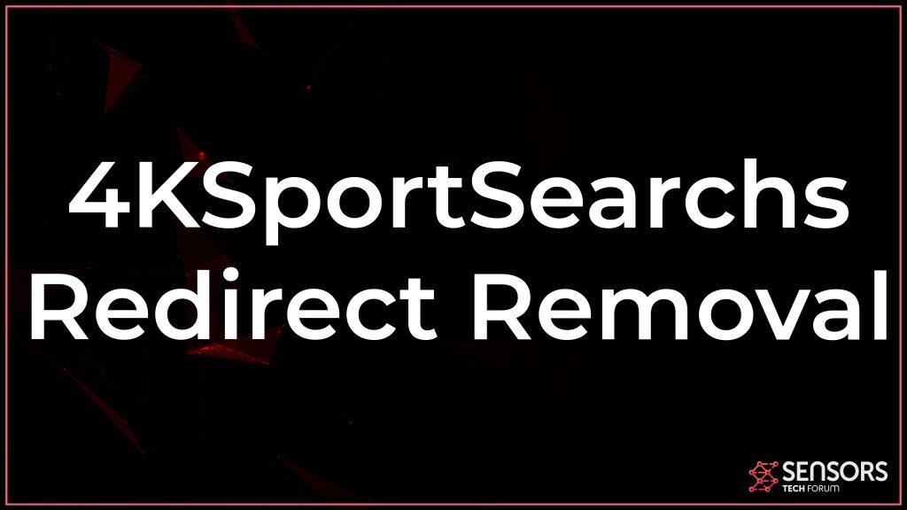 4KSportSearchs Redirect Removal