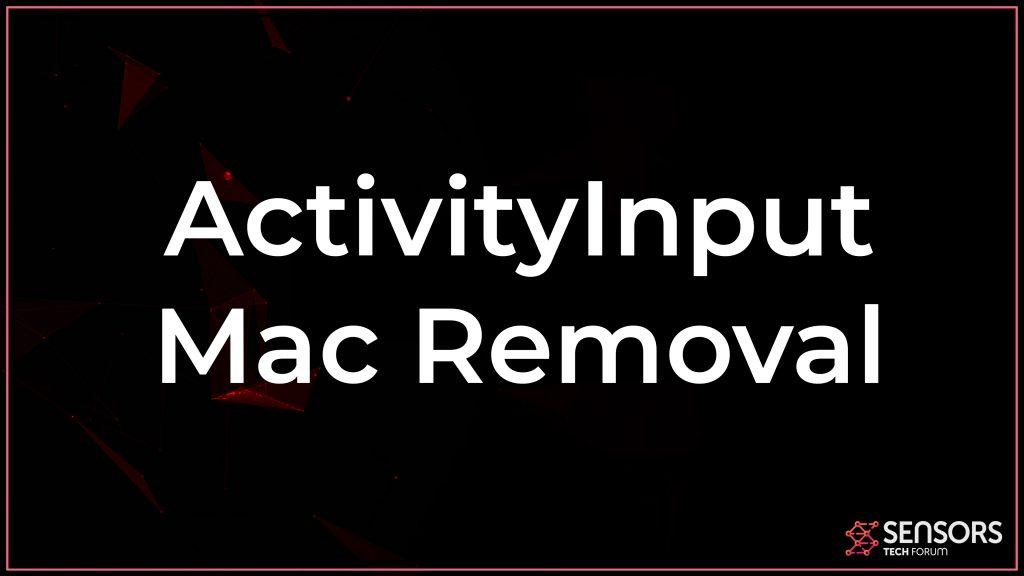 ActivityInput