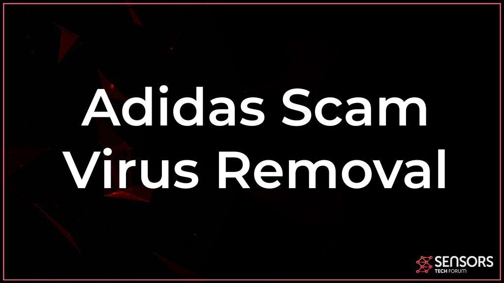 Adidas Scam