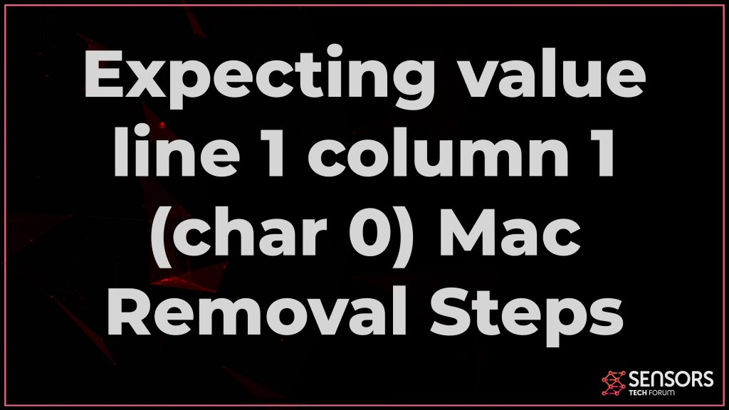 Expecting value line 1 column 1 (char 0)
