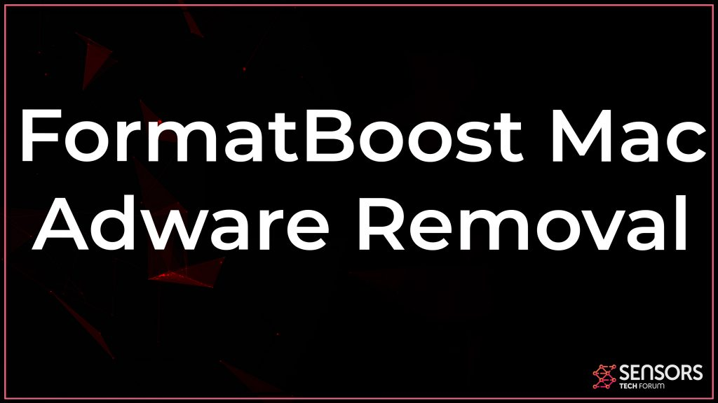 FormatBoost Mac Adware Removal