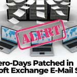 Four Zero-Days Patched in Microsoft Exchange E-Mail Server
