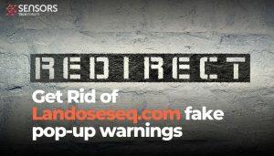 Landoseseq.com fake warnings