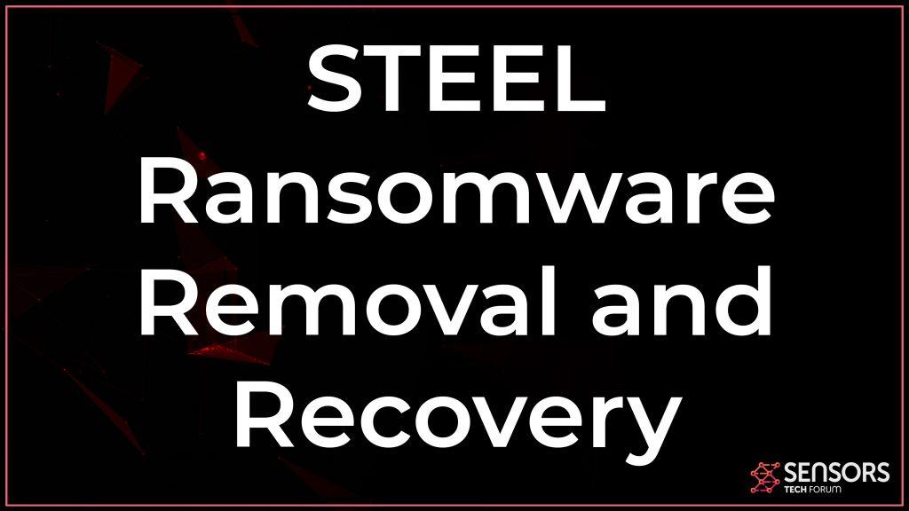 STEEL Ransomware
