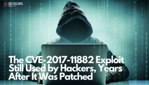 The CVE-2017-11882 Exploit Still Used by Hackers, Years After It Was Patched
