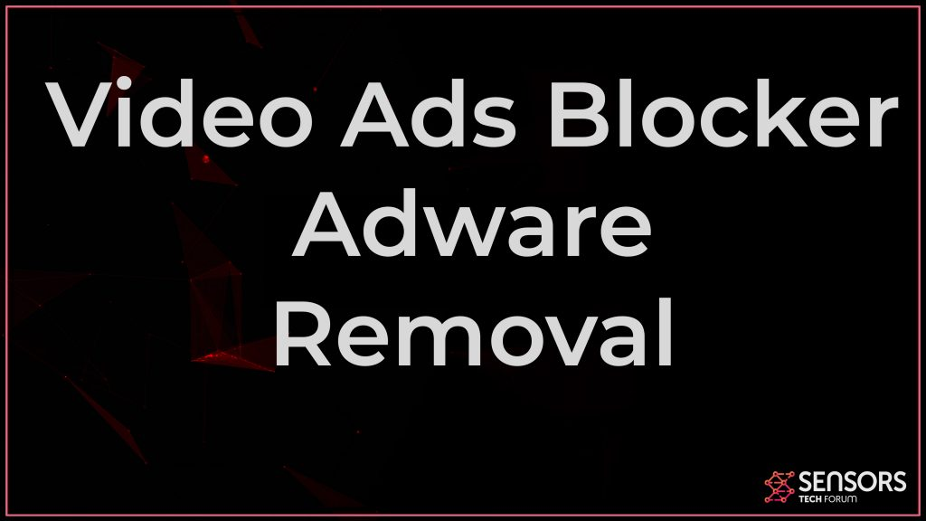 Video Ads Blocker Adware