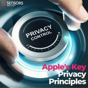 Principi chiave sulla privacy di Apple