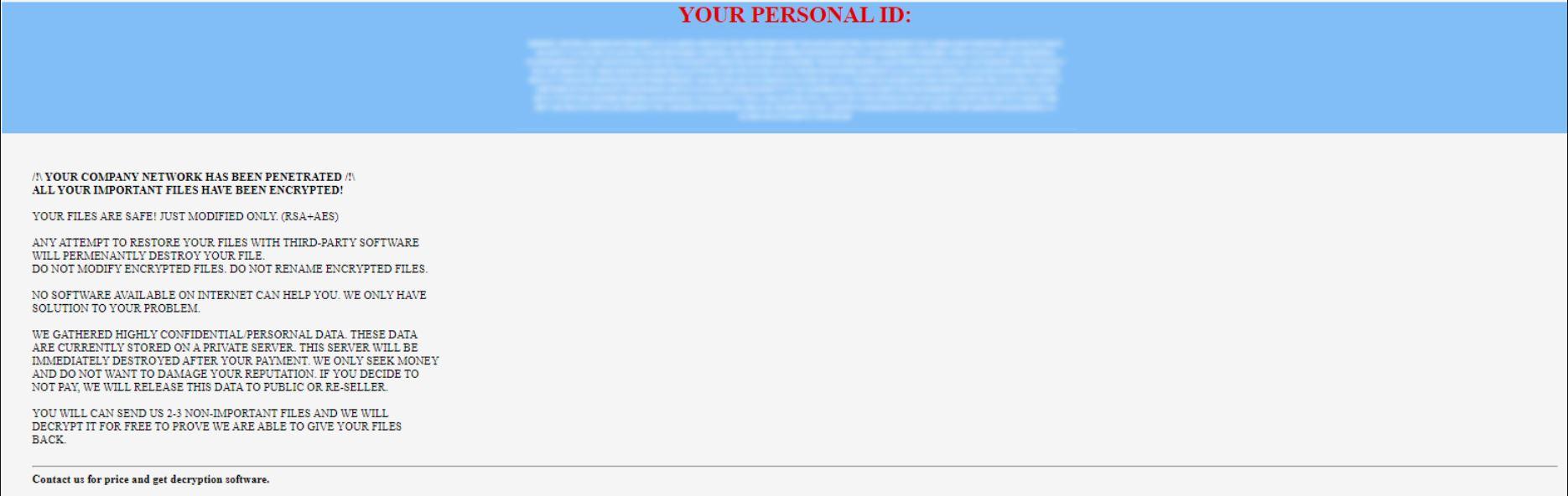 bb virus medusalocker ransomware note