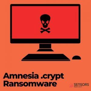 crypt virus file amnesia ransomware
