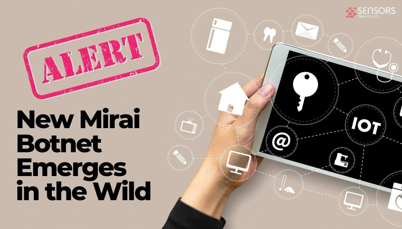 new mirai botnet