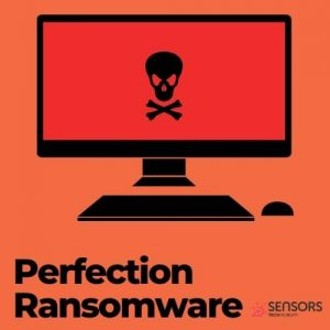 Perfection Ransomware Removal