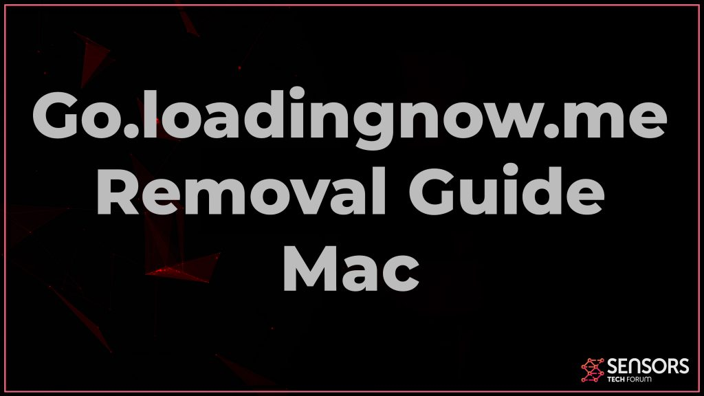 Go.loadingnow.me Mac Virus Removal