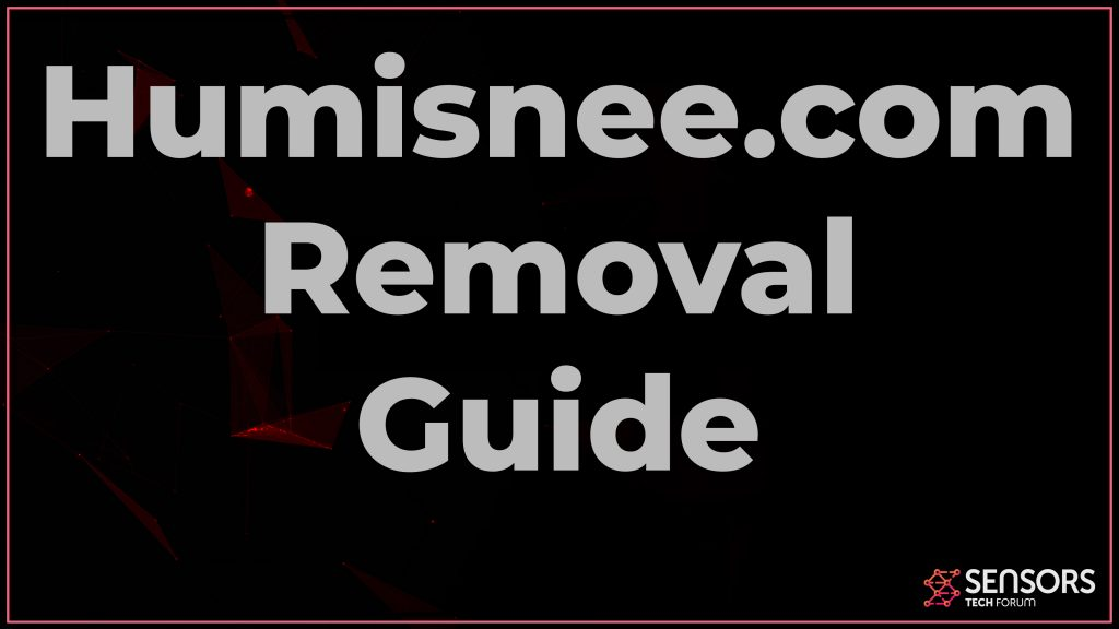Humisnee.com Removal Guide