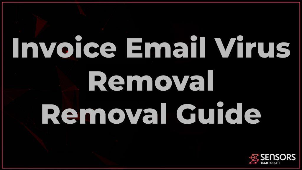 Invoice Email Virus