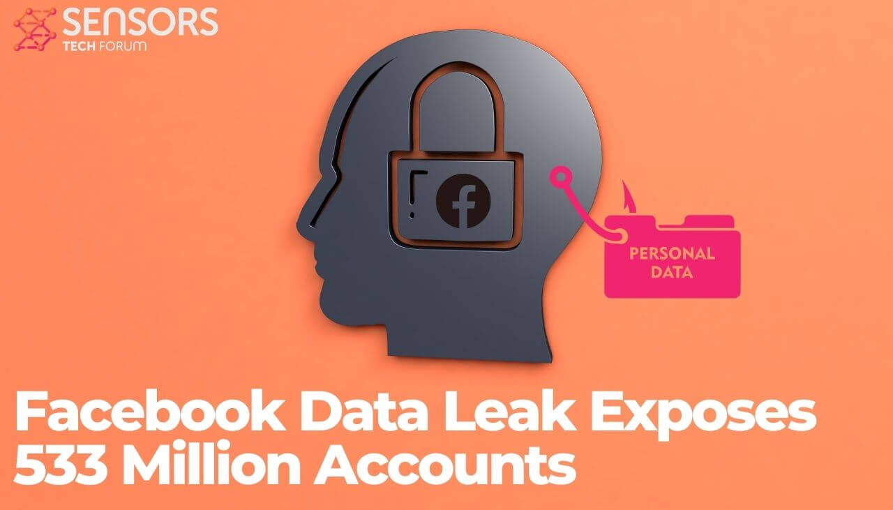 Massive Data Leak Exposes 533 Million Facebook Users from 106 countries