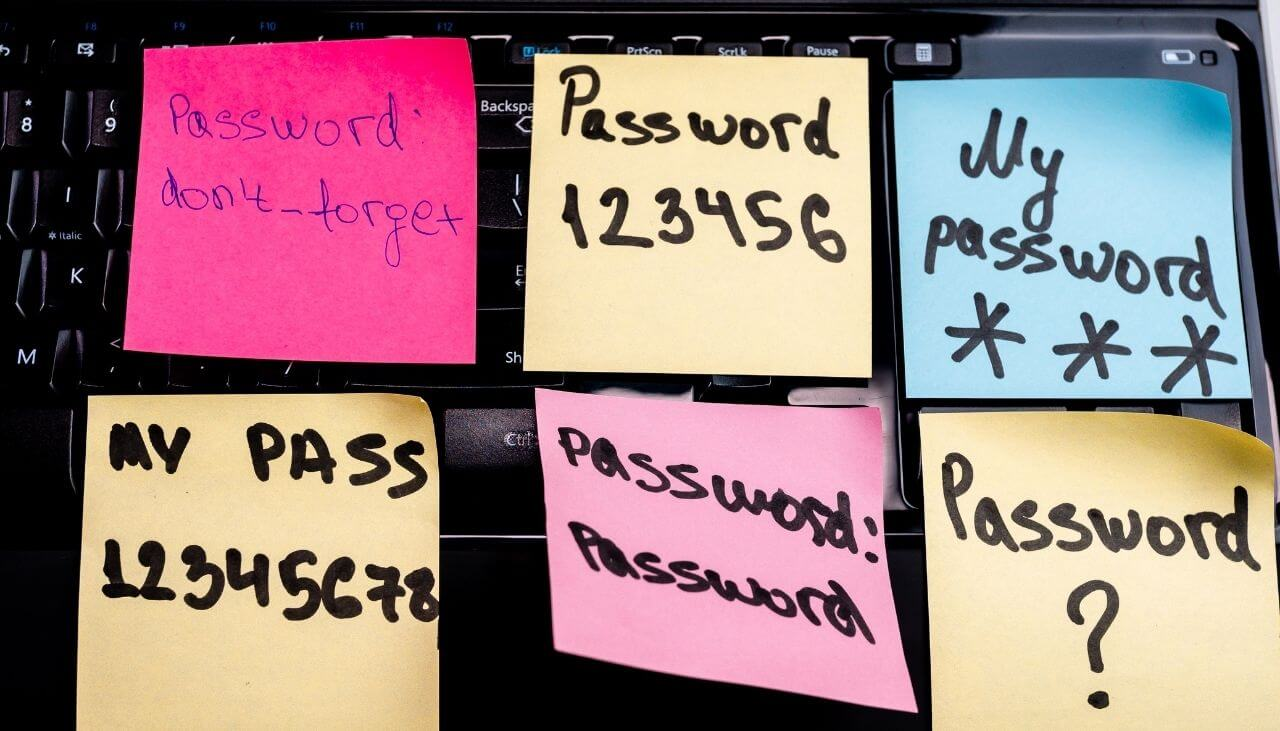 Nearly Half of US Employees Continue to Keep Their Passwords on Sticky Notes