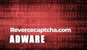 Revercecaptcha.com adware