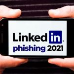 linkedin phishing in 2021