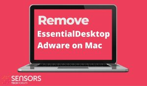 remove EssentialDesktop adware on mac