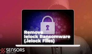 remove Ielock Virus ransomware