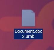 urnb file