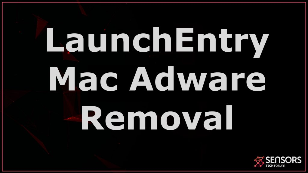 LaunchEntry Mac