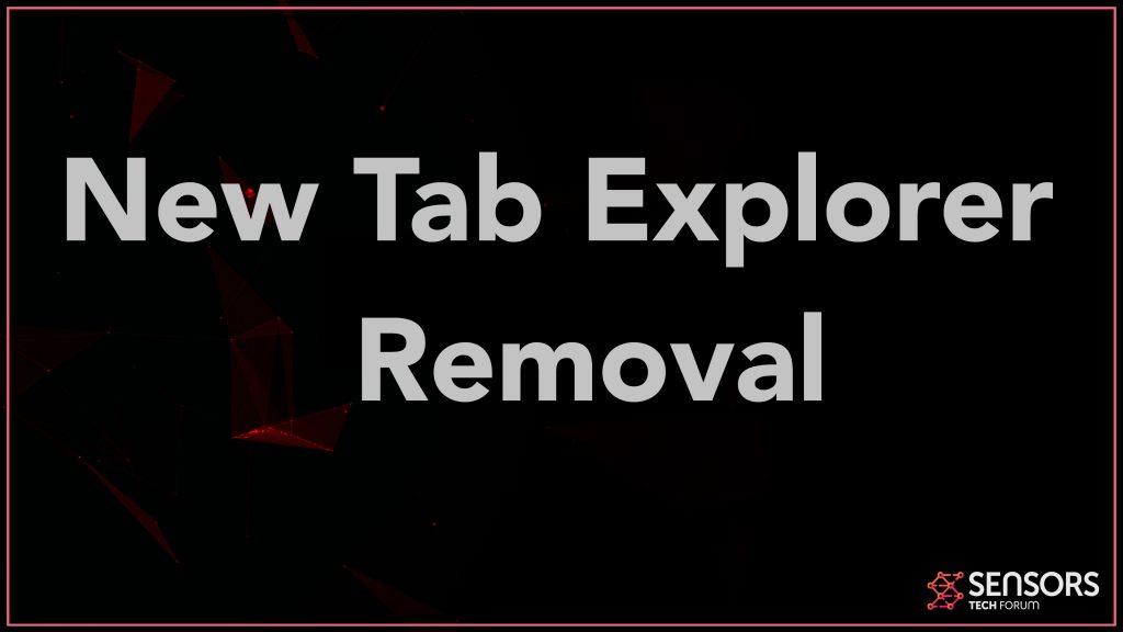 New Tab Explorer
