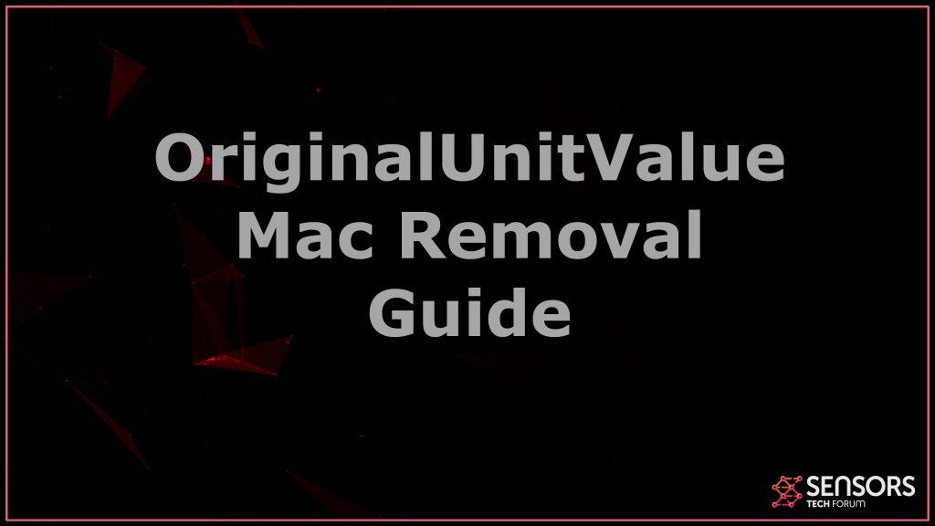 OriginalUnitValue