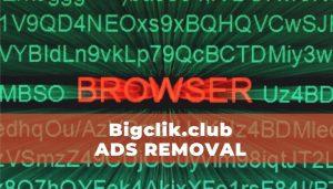 Remove Bigclik.club Ads SensorsTechForum