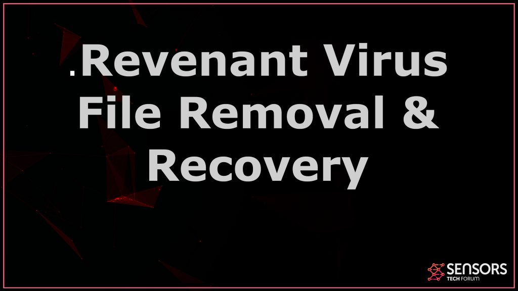 Revenant Virus File