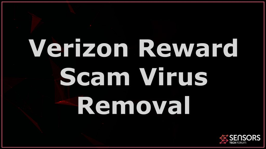 Verizon Reward Scam