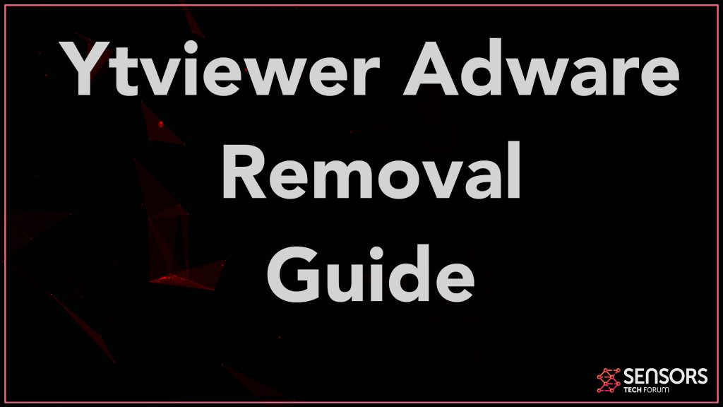 Ytviewer Adware Removal