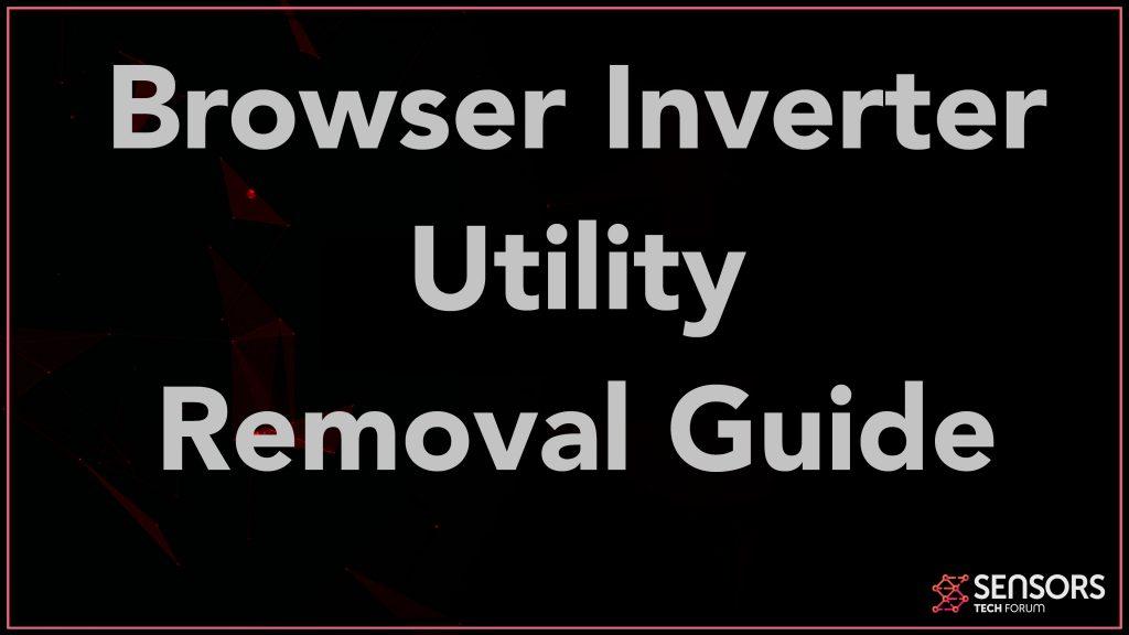 Browser Inverter Utility