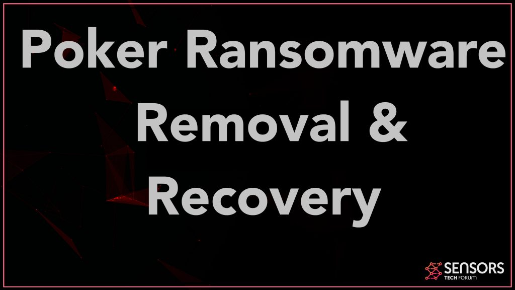 Poker Ransomware