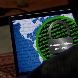 remove Mammon virus ransomware secure pc sensorstechforum
