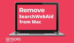 remove SearchWebAid on mac