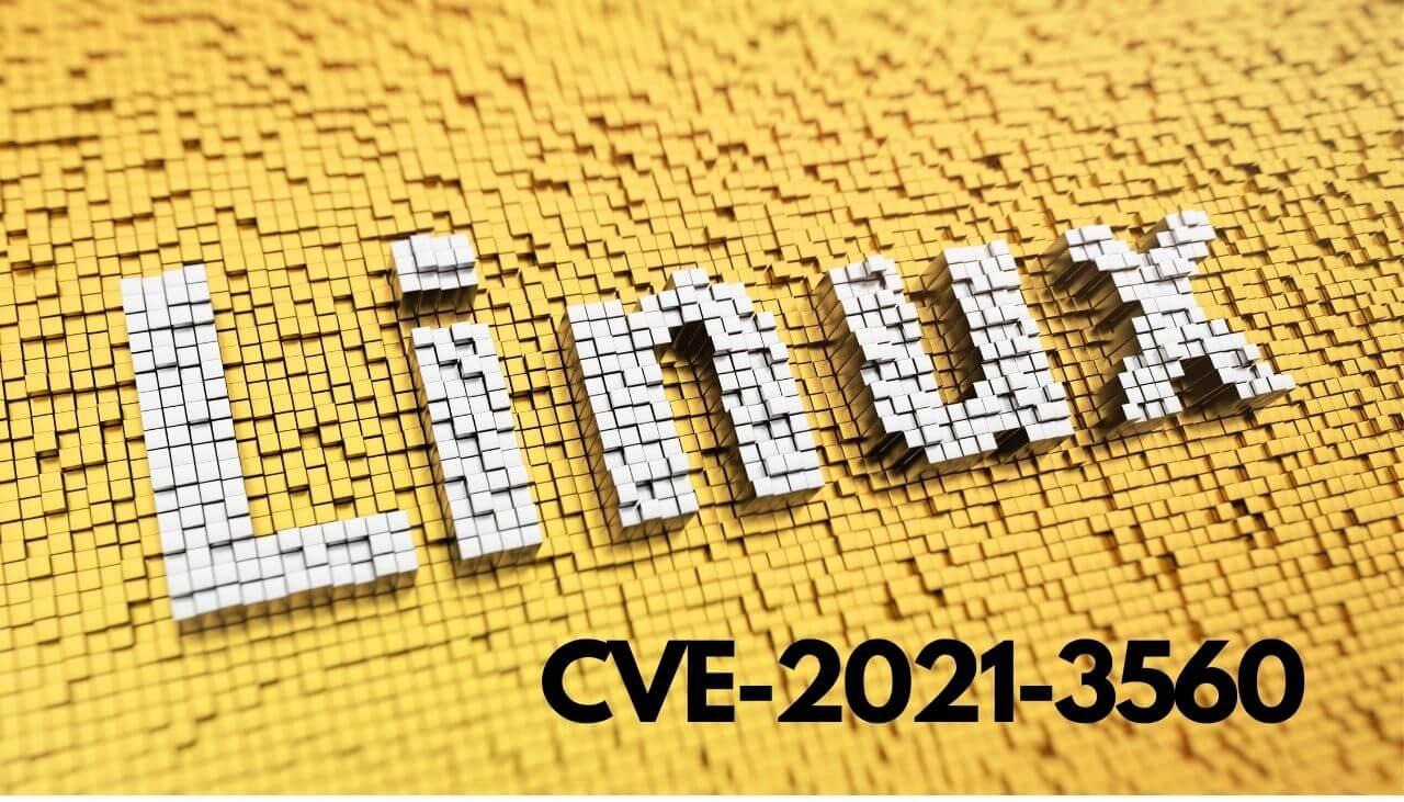 CVE-2021-3560 polkit vulnerability-sensorstechforum
