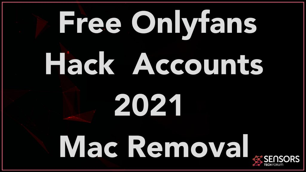 Cuentas de hackeo gratuitas de Onlyfans 2021