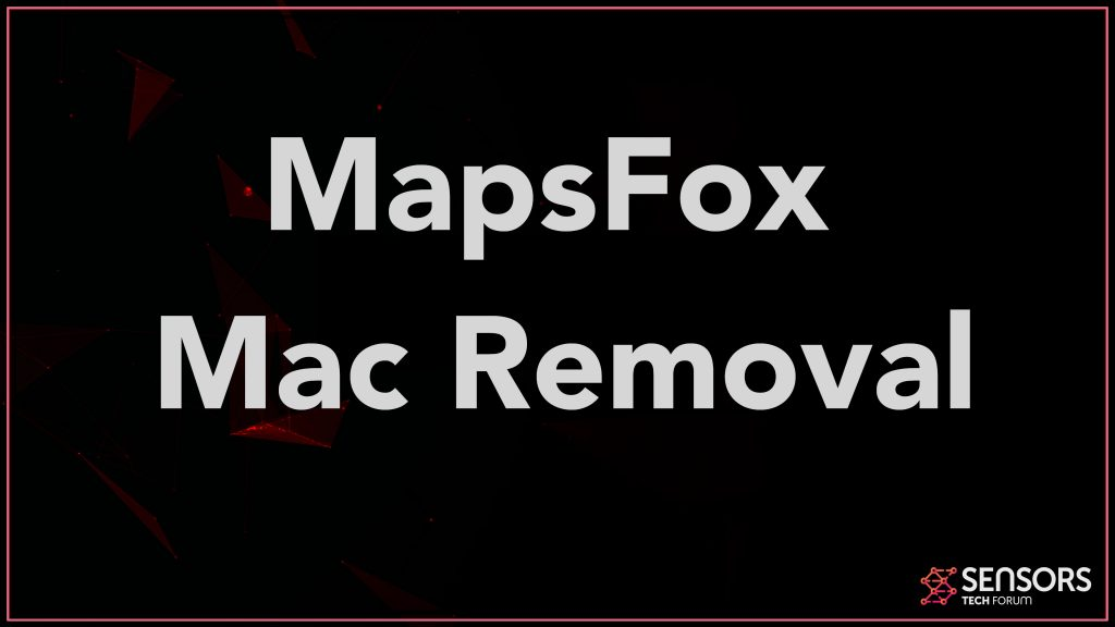 MapsFox Mac