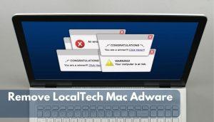 Remove LocalTech Mac Adware sensorstechforum