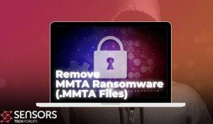 Remove MMTA Virus ransomware