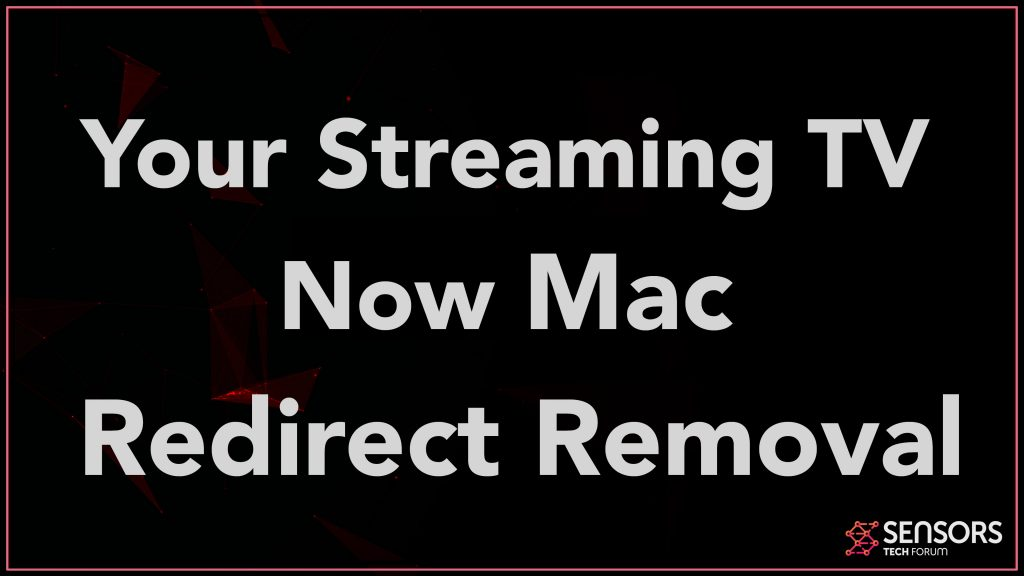Your Streaming TV Now Mac