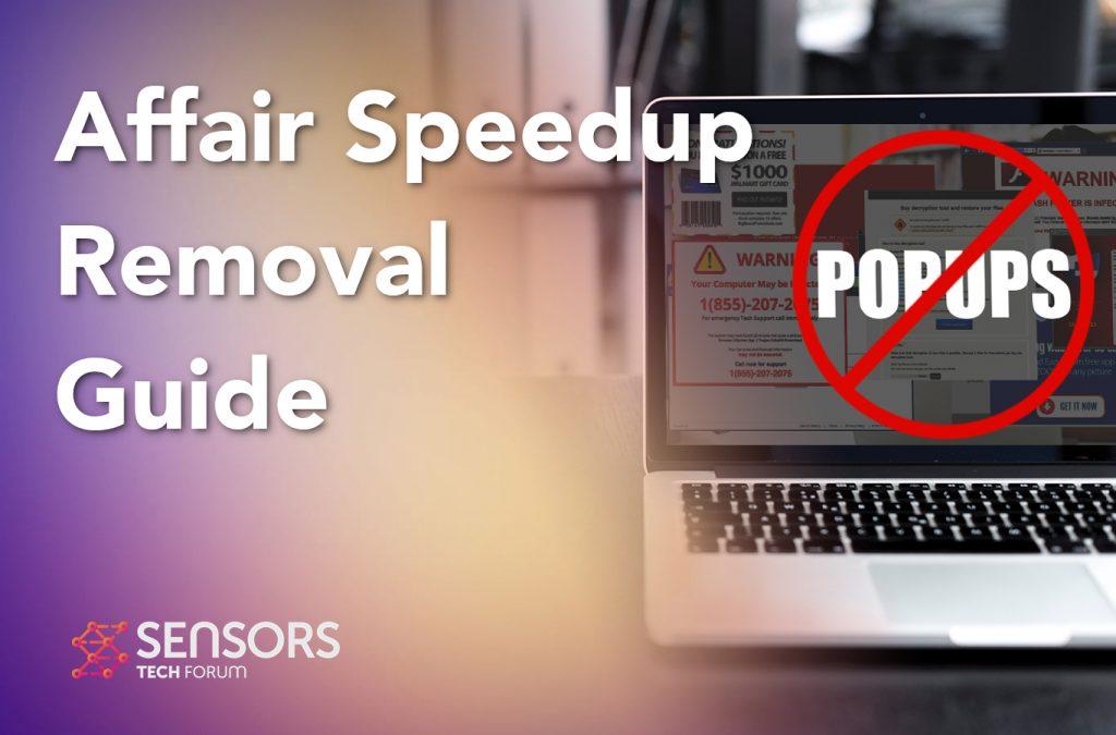 Affair Speedup Removal
