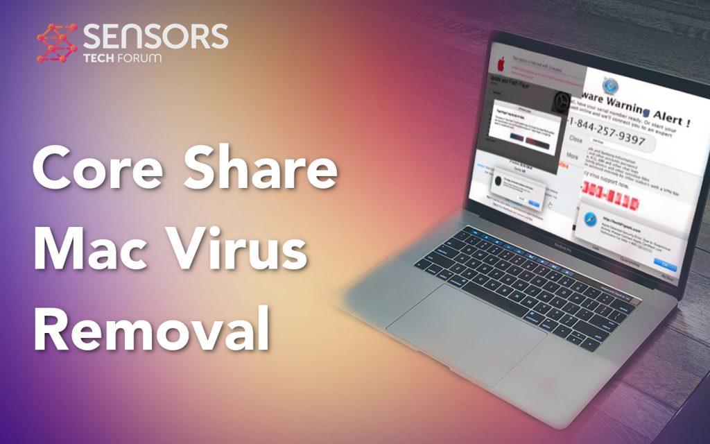 Core Share Mac