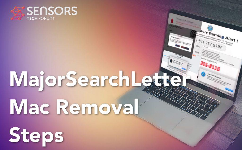 MajorSearchLetter